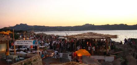 Phi Beach - der wahrscheinlich schönste Beach Club der Welt
