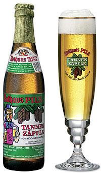 Tannenzäpfle Bier